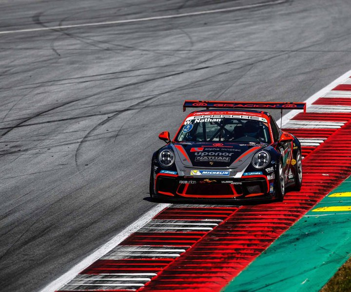Porsche Carrera Cup, 5. + 6. Lauf 2017, Red Bull Ring - Foto: Gruppe C Photography